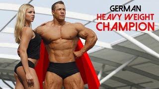 Bodybuilding SUPERHERO WORKOUT - Tim Budesheim & Patrick Teutsch