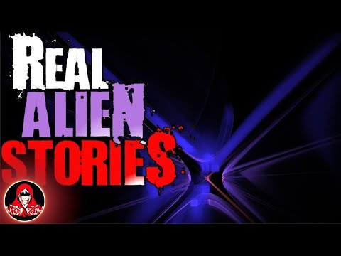 10 REAL Alien Encounters