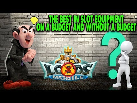 Best Equipment/Budget Set (None Champion) - Lords Mobile