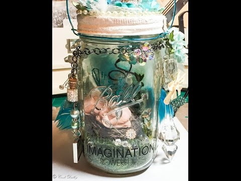 Fairy jar tutorial part 1