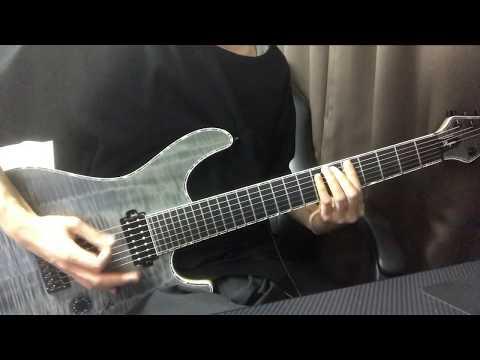 【異世界チート魔術師 OP】PANTA RHEI/MYTH & ROID【ギター】【guitar Cover】