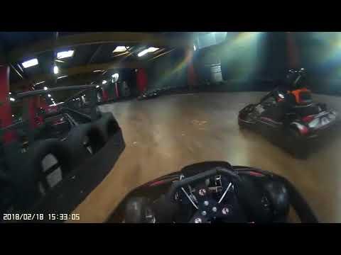 Go Karting at TeamSport Newcastle