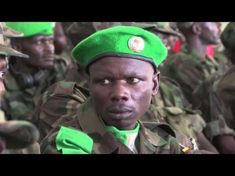 FOCUS ON SOMALIA: AMISOM Ugandan Contigent Rotation Ep. 11