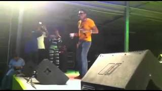 Vybz Kartel, Popcaan & Gaza Slim Live In St Maarten @ SXM Gaza Invation OCT 2010 [Djomaster Video]