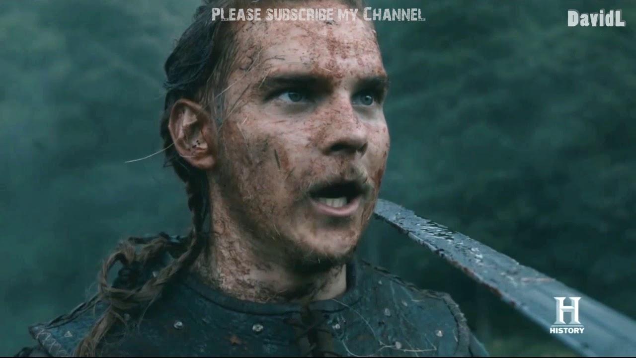 Vikings : Ubbe could not kill Hvitserk (Season 5 / Series 10) HD 1080p