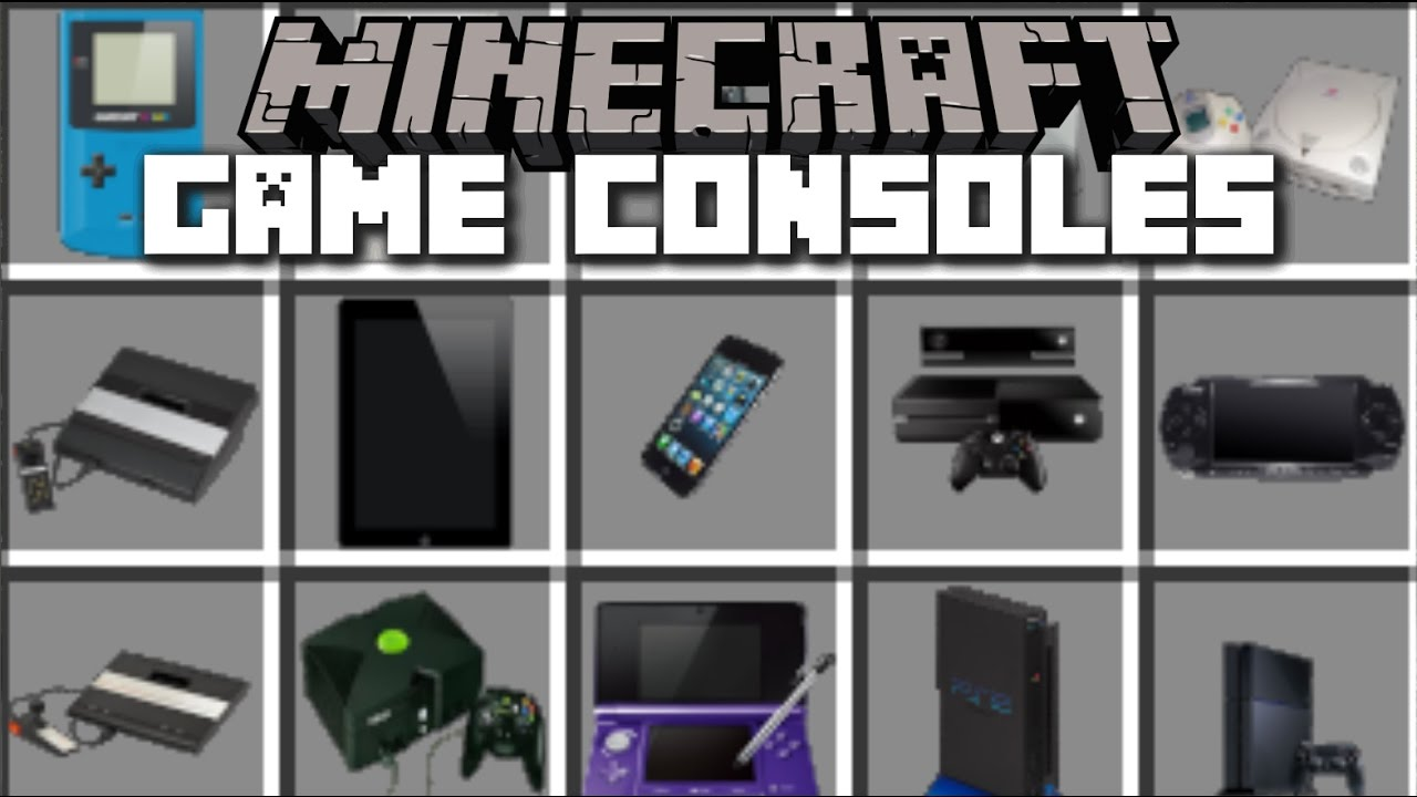 game console mods