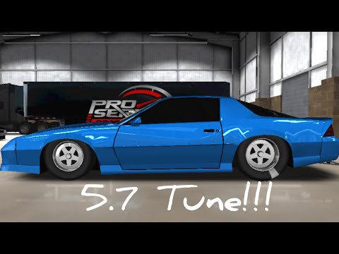 PRO SERIES DRAG RACING 5.7 TUNE!!! (Camaro Updated!)