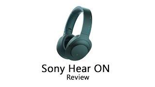 Sony Hear On Wireless Headphones Review