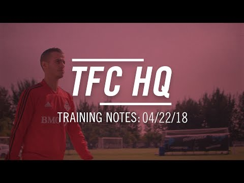 TFC HQ: Training Update From Guadalajara