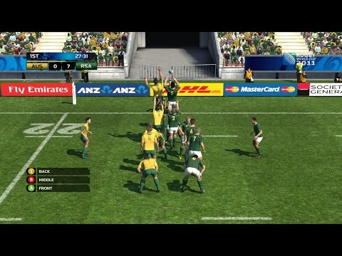 Interesting Rugby Gaming News (EA Sports, Rugby 16 and More!!!)