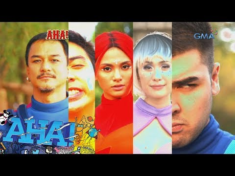 AHA!: Meet the cast of GMA's latest tasy series, 'Sirkus!'