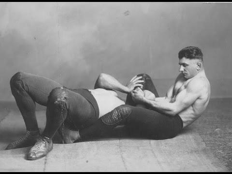 Catch As Catch Can Wrestling Πάλη Κατς