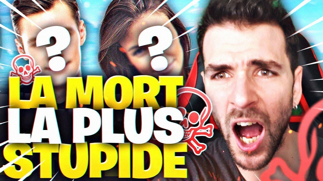 🔥LA MORT LA PLUS BÊTE DE FORTNITE de Luccio avec Manon & Nameless ► Top1 !