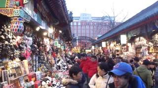 China 2012 - Beijing - Wangfujing Night Market