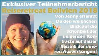 Erfahrungsbericht spirituelle Reise Bolivien 2018 Jenny