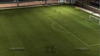 How To Aim on Manual (Part 1) | Tips & Tricks | FIFA 12 Manual Controls