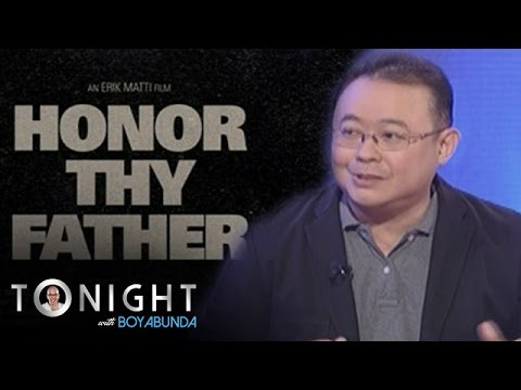 "TWBA: Dondon Monteverde clears ""Honor Thy Father"" issue"