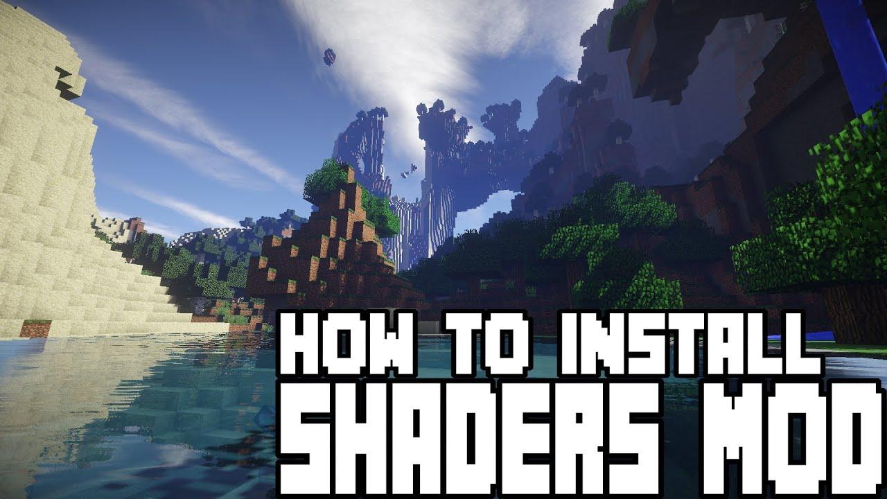 chocapic13 shaders mod 1.8