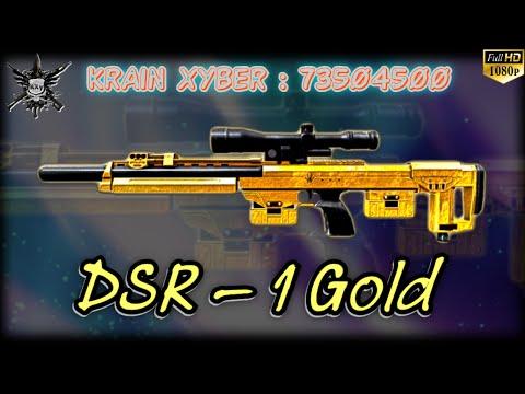 KXy - Point Blank : DSR-1 Gold สองแม็กกาซีนจี๊ดถึงใจไปชุบทอง