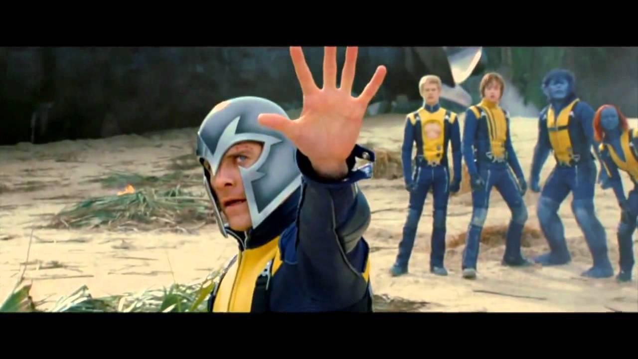 Magneto x men first class