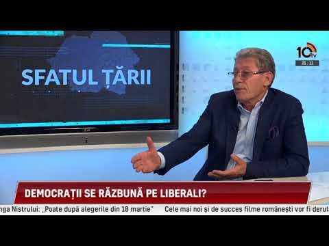 Emisiunea Sfatul Țării din 27.09.2017. Invitat: Mihai GHIMPU