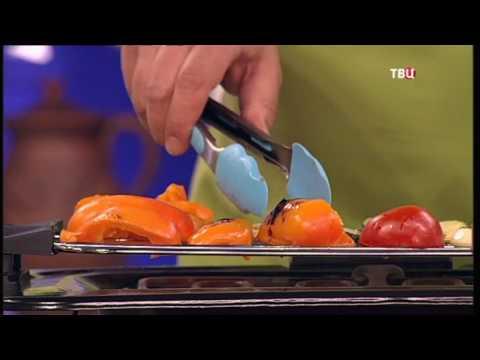 Питание летом: овощи-гриль. Доктор И...