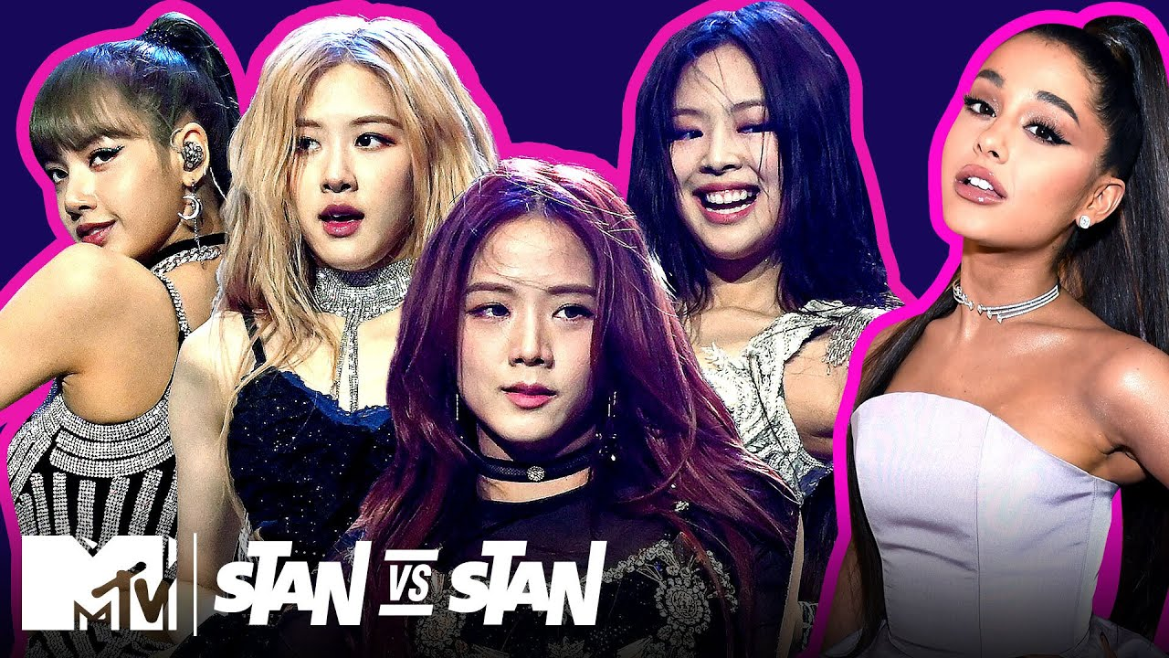 BLACKPINK vs. Ariana Grande 🎤 Who Will Be Crowned The Ultimate Stan?  🏆 Stan vs. Stan