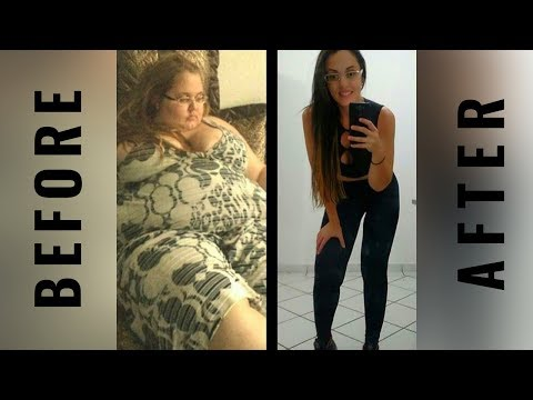 BEFORE AND AFTER WEIGHT LOSS COMPILATION - WEIGHT LOSS SUCCESS STORY 2019