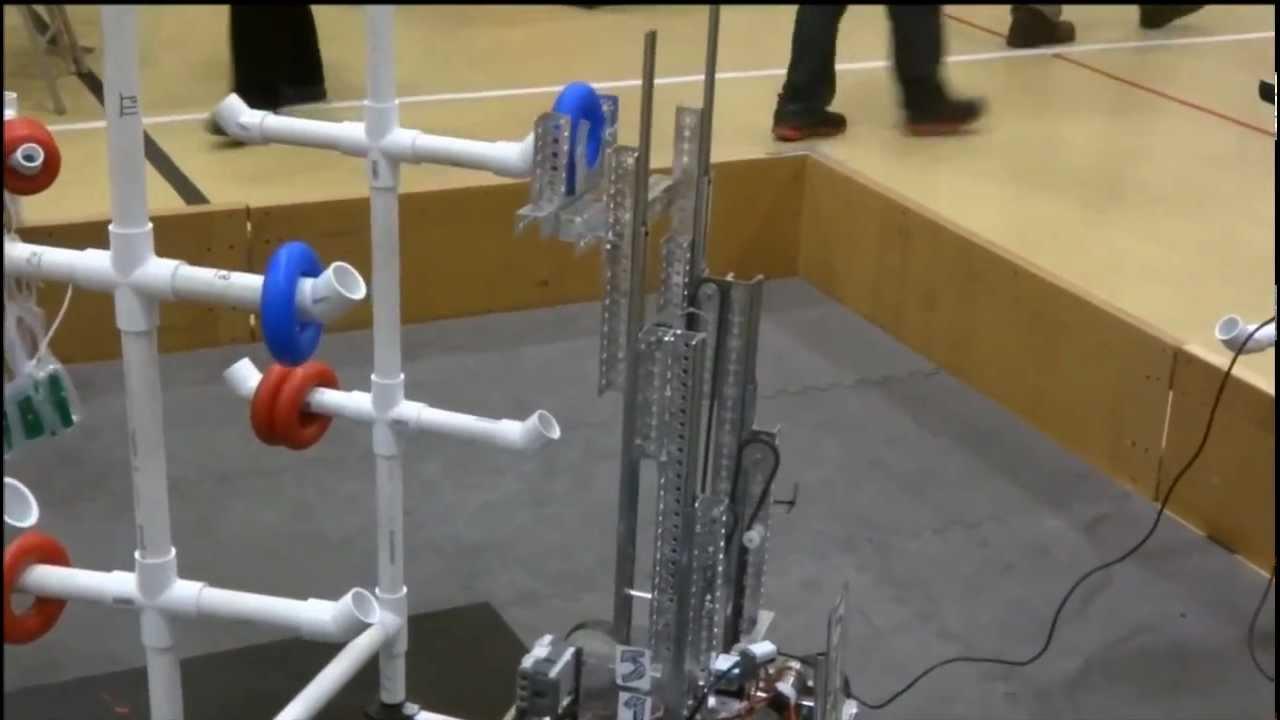 Lhs Robotics Lift Test Youtube