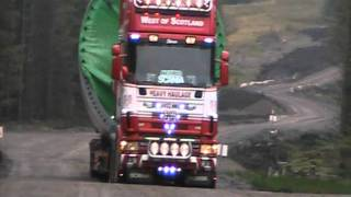 SCANIA KING OF THE MOUNTAINS  TRUE WHAT THEY SAY
