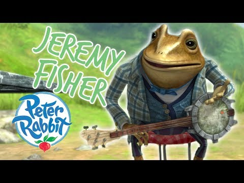 Peter Rabbit - The Best Of Jeremy Fisher | Cartoons For Kids