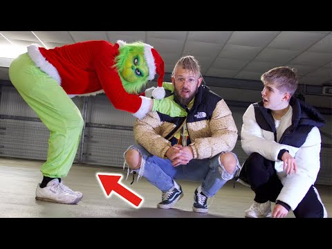 DOKTOR LIGHT Rettet Mich Vor GRINCH Mit GAME MASTER!! | KAMBERG TV