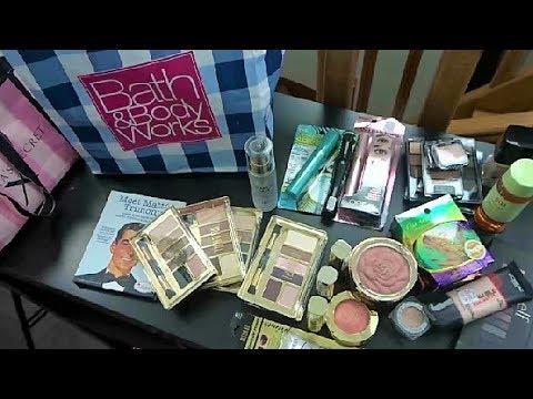 Haul New York 1ère partie : Victoria's secret, Bath and Body Works, Wet n Wild, Milani et plus!