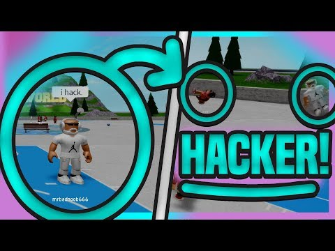 Lagu Video Hacker Glitches Hacker!!! Dropping Off A Hacker In Park! Rb World 2 Terbaru