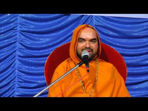 Gousandesha by Sri Raghaveshwara Bharathi Swamiji at Hosanagara on 30-11-2016