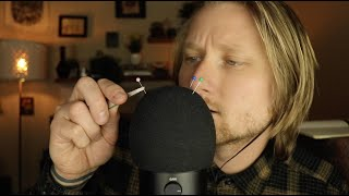 ASMR Triggers of The Year (Sound Sprouts, The Big Green Leaf, Lying To You, Stress Pulling)