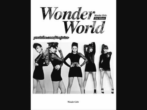Wonder Girls  Dear Boy