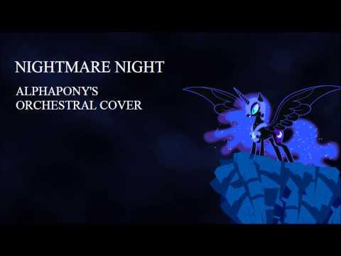 Piano Solo Glaze Ft Mic Nightmare Night