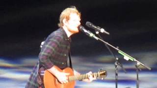 Ed Sheeran - The A Team - Queens, NY