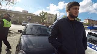 """РИЧАРД И """"СИМПАТИЧНЫЙ"""" НА ТОЙОТА 200"""