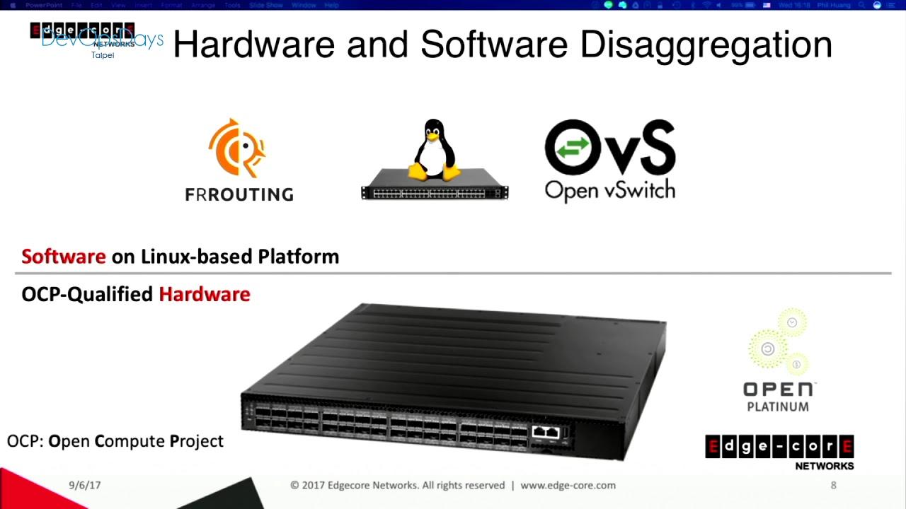 DevOpsDays Taipei - NetDevOps 從網工到次世代網工| iThome
