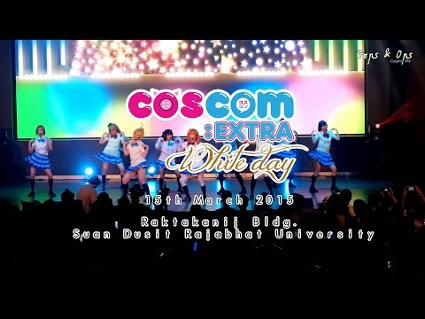 COSCOM EXTRA Whiteday – Love Live! cover dance by Susume Project