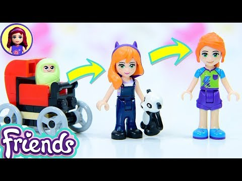 What Did Lego Friends Look Like When They Were Little Kids Meet The