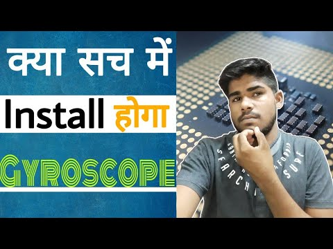 RealityHow to install gyroscope sensor in android no root