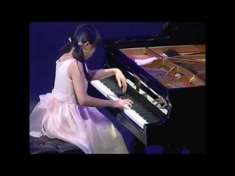 Sarah Tuan Performs at the 2015 Junior Solo Semi finals