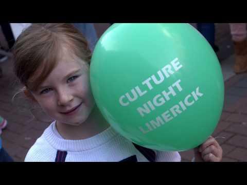 Culture Night Limerick 2017
