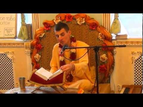 Бхагавад Гита 10.9 - Вальмики прабху