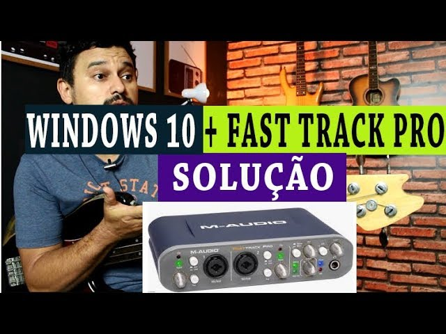 M Audio Fast Track 2 Drivers