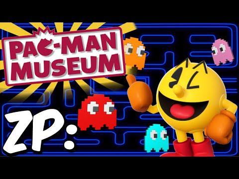Zonic Plays: Pac-Man Museum! All 10 Games + Ms. Pac-Man DLC! 1080p60