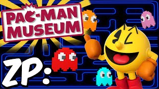 Zonic Plays: Pac-Man Museum! All 10 Games + Ms. Pac-Man DLC! 1080p60